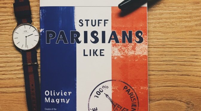 Bookshelf Sunday: Stuff Parisians Like
