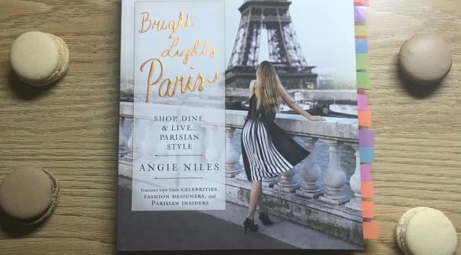Bookshelf Sunday: Bright Lights Paris