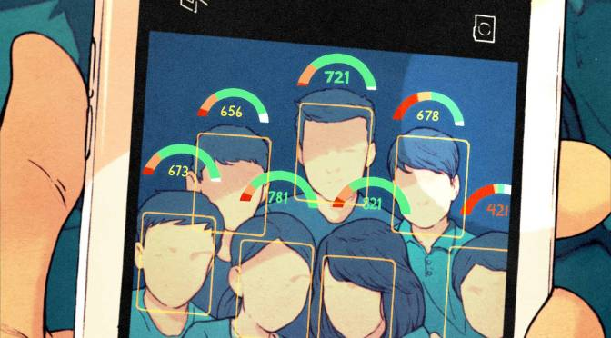 Blog Post 2: Surveillance and China's Social Credit System
